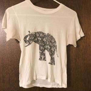 Brandy Melville Elephant Top